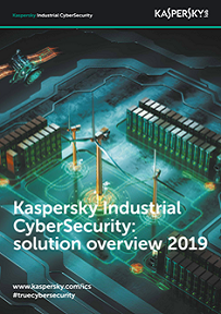 Kaspersky Industrial Cybersecurity: solution overview 2018
