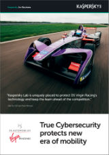 TRUE CYBERSECURITY PROTECTS NEW ERA OF MOBILITY