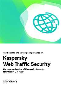 A business case: The benefits and strategic importance of web traffic security