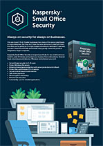 Kaspersky Small Office Security - Data Sheet
